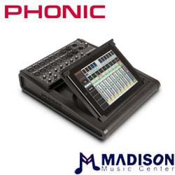 Phonic Digital Mixer Acapela Madison