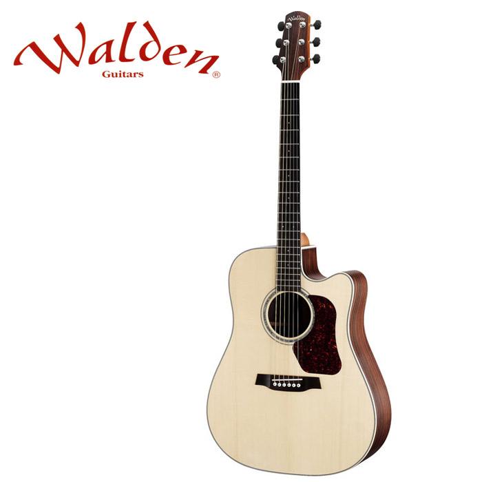 Walden Acoustic Electric Guitar D810ce Madison