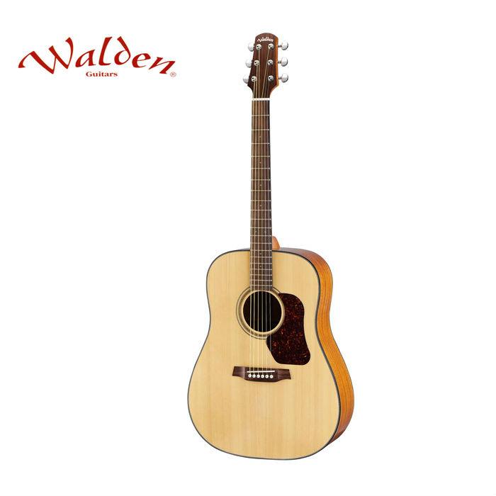 Walden Acoustic Guitar Cd550 Madison