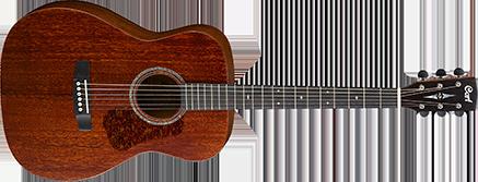 Cort Acoustic Electric Guitar L450cl Madison